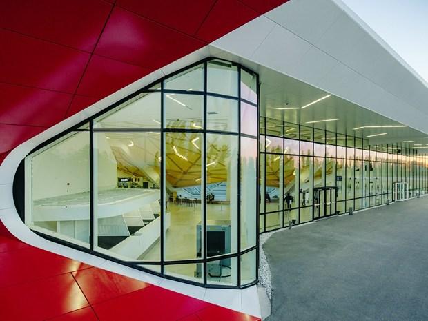 UNStudio firma il Kutaisi International Airport