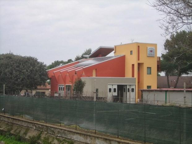 Breda per la sede del Consorzio Marina di San Nicola