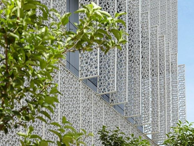 A Shanghai il Green Energy Laboratory di Archea Associati