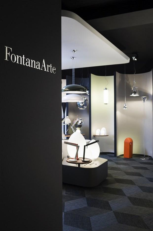 Apre il nuovo flagship store FontanaArte