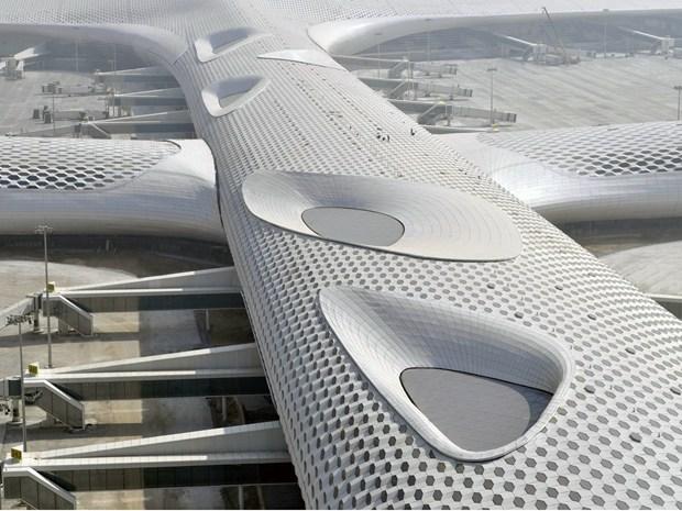 Aeroporto Bao'an di Shenzen: taglio del nastro per il Terminal 3