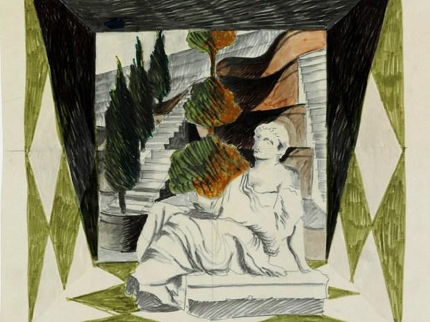'Alessandro Anselmi. Figure e frammenti' dal 6 dicembre