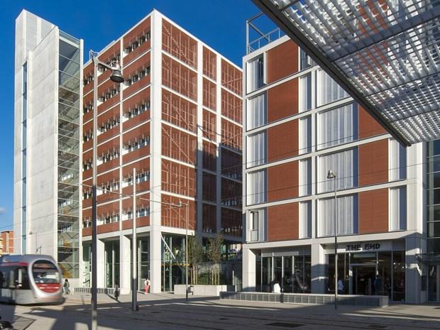 Aperto a Scandicci il nuovo Centro Civico a firma anglo-italiana