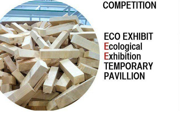 Al via Ecological Exhibition Temporary Pavillion