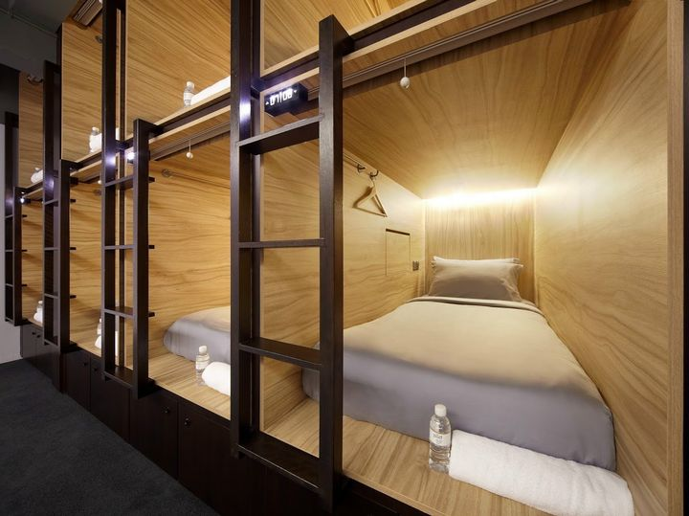 A Singapore il POD Hotel firmato formwerkz