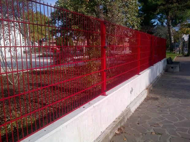Alto livello di protezione con le recinzioni Betafence