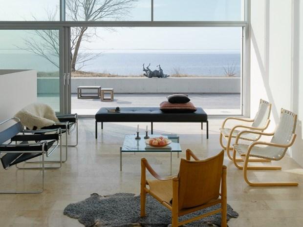 Villa Widlund: una sintesi di luce, spazio e viste sul mare in Svezia