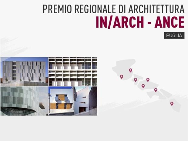 Al via la I edizione del Premio IN/ARCH – ANCE Puglia