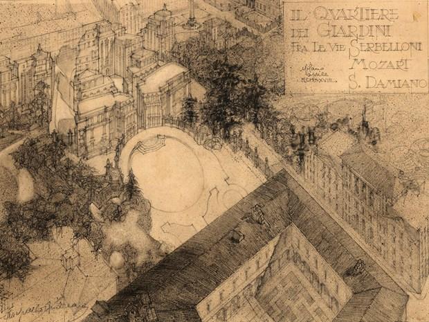 Ai limiti. Immagini d'architettura dall'archivio di Aldo Andreani