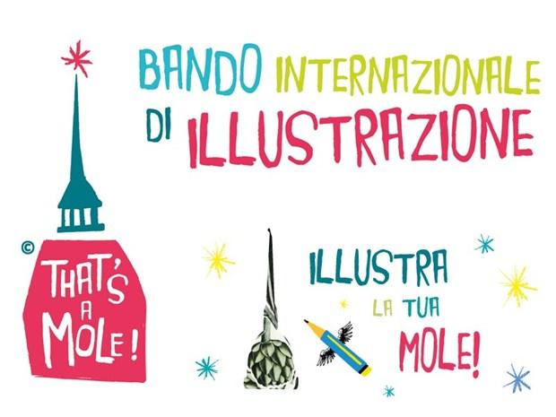"""""""That's a Mole!"""": riempi Torino di creatività"""