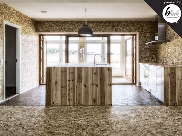 Upcycle House diLendager Arkitekter: costruire riciclando