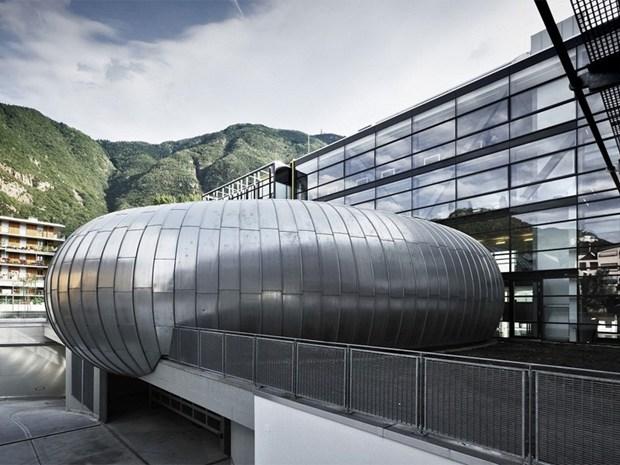 A Bolzano il Centro Culturale Rosenbach di Roland Baldi