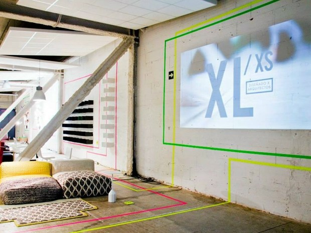 "A Valencia la mostra ""XL/xs ""Design x Architects"""
