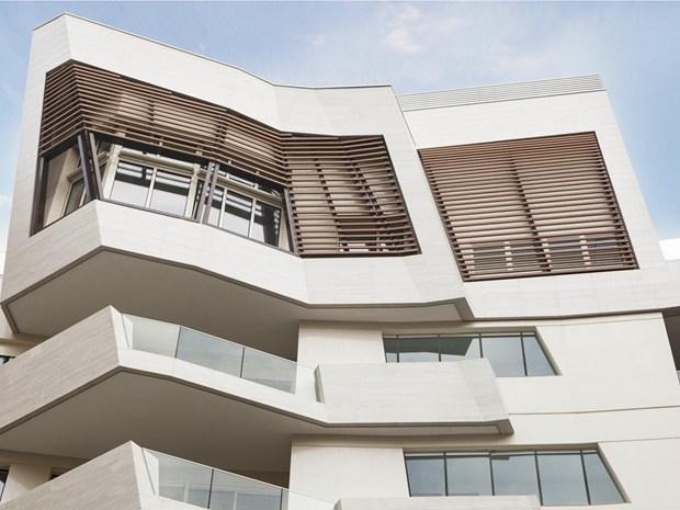 Ultimi ritocchi per le Residenze Libeskind di CityLife a Milano