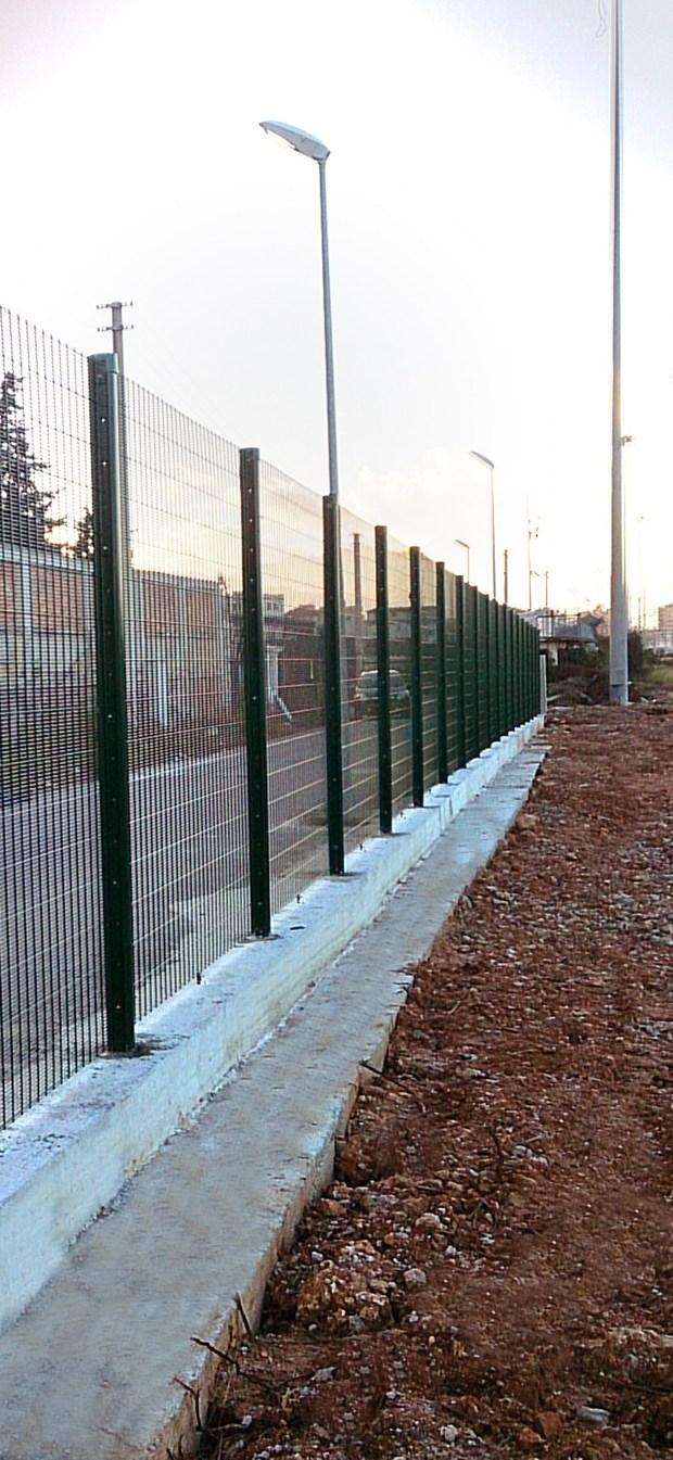 Le recinzioni Betafence per la stazione ferroviaria di Palermo