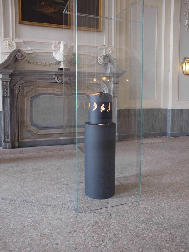 AGC Flat Glass Italia sponsor dell'installazione PU-PI-LLA