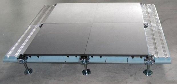 Twin Tech, il nuovo pavimento sopraelevato radiante di Nesite