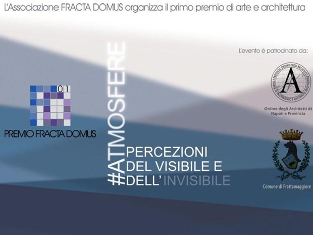 #Atmosfere - Percezioni del visibile e dell'invisibile