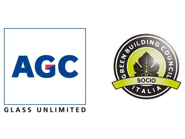AGC Flat Glass Italia diventa socia del Green Building Council Italia
