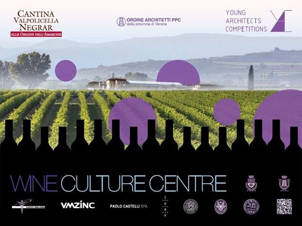 Al via il concorso d'idee 'Wine Culture Centre'