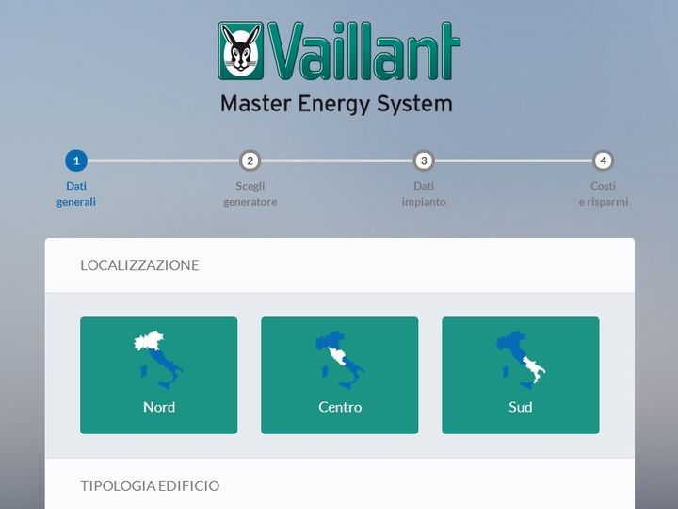 Vaillant lancia il nuovo Master Energy System