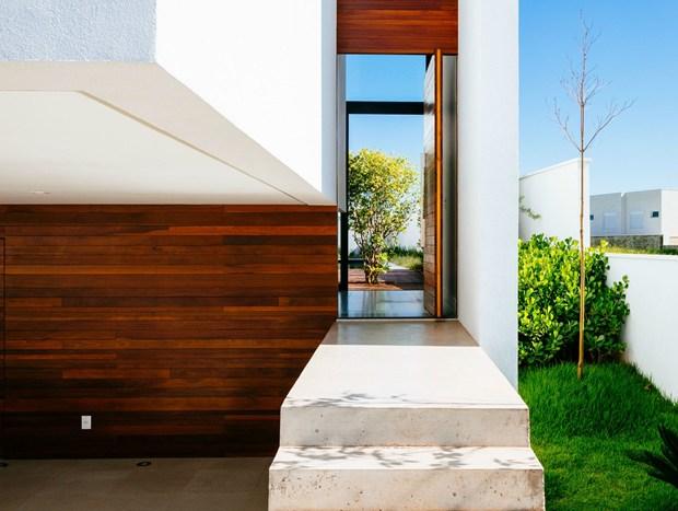 Brasile: Casa Guaiume by 24.7 Arquitetura Design