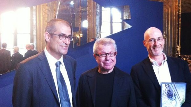 AGC Glass Europe e Daniel Libeskind all'evento Fuorisalone Urban Stories
