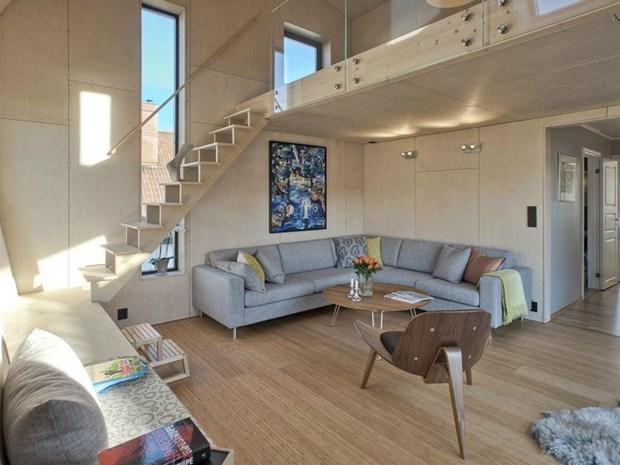 Arne Garborgsei 18 by TYIN tegnestue Architects