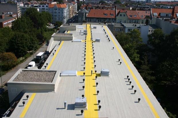 Triflex e la qualità in edilizia: la norma UNI 11345