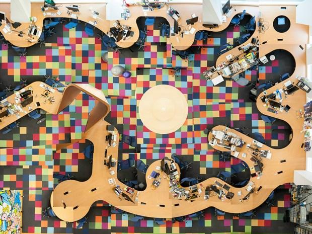 Unboring spaces: il colore come motore della creatività