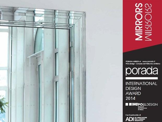 Al via Porada international Design Award 2014