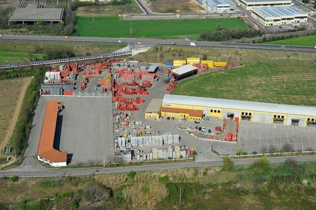 Centro Logistico Verona