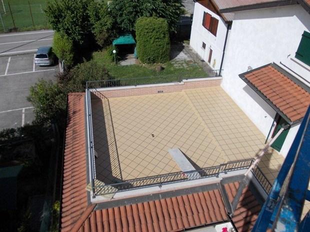 I sistemi Triflex per un intervento di impermeabilizzazione in provincia di Mantova