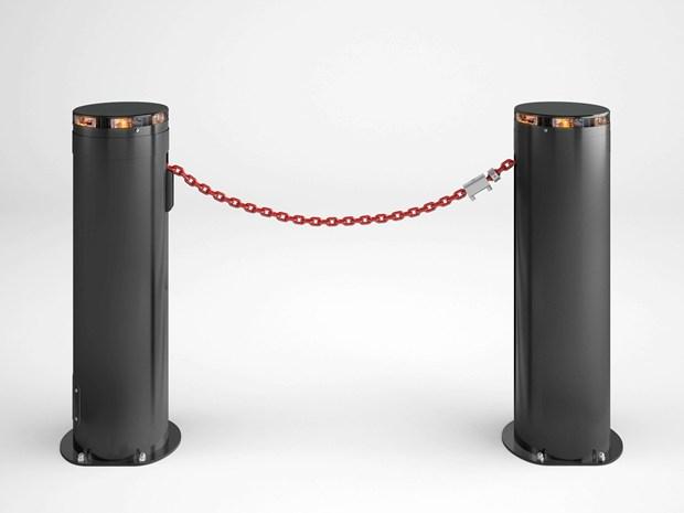 Barriera automatica Twin di BFT: sicurezza e versatilità nella gestione dei passaggi
