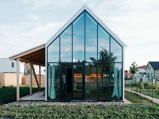 Bratislava: lo studio JRKVC realizza l'IST—Family House