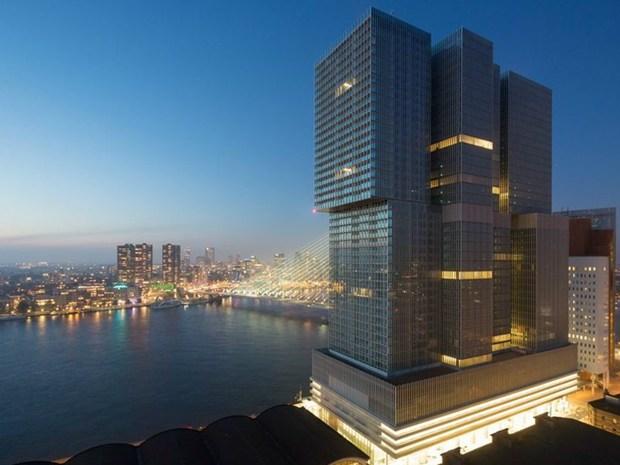 Best Tall Buildings Awards 2014: quattro i progetti premiati