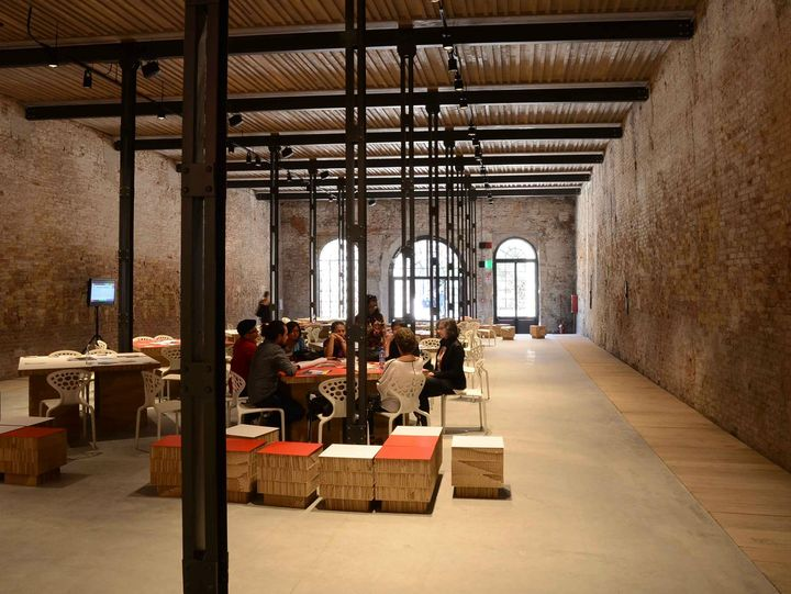 Arsenale di Venezia: la mostra 'The Art of Building'