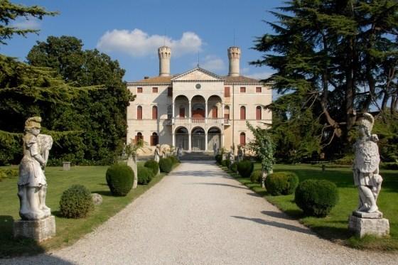 Wierer e Coppo del Borgo in un esclusivo evento al Castello di Roncade