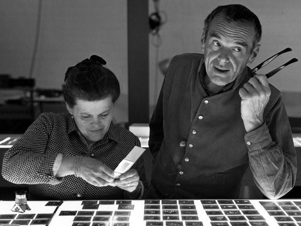 Al MAXXI il primo film sul binomio Charles e Ray Eames