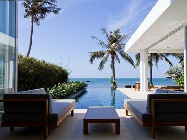 Vietnam: le Oceanique Villas realizzate da MM Architects