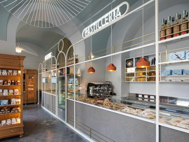 A Catania il nuovo concept store di una pasticceria siciliana
