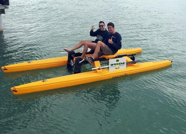 Breda scende in campo per 'L'Italia in pedalò – Cycling Adriatic Sea 2014'