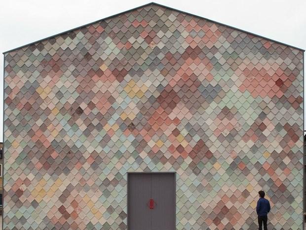 Yardhouse di Londra: uno spazio creativo firmato Assemble