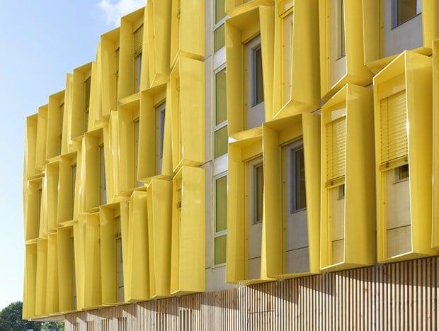 Aperto a Nantes l'Hub Créatic firmato Tetrarc