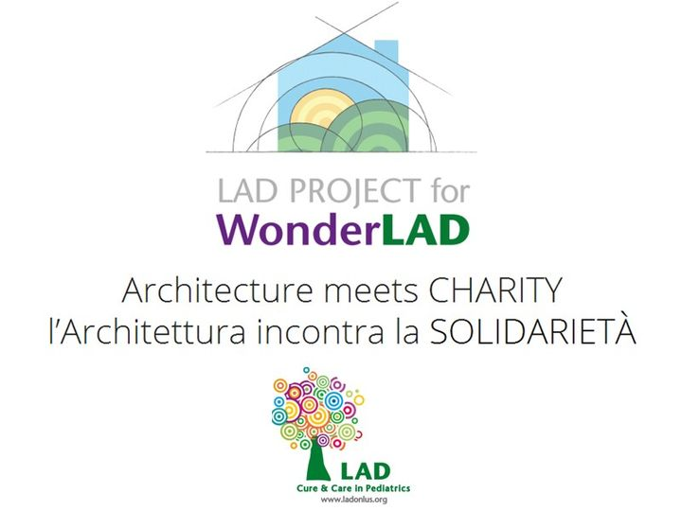 WonderLAD. L'Architettura incontra la Solidarietà