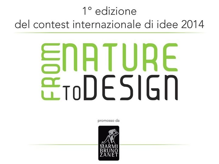 """""""From Nature to Design"""": contest internazionale 2014"""