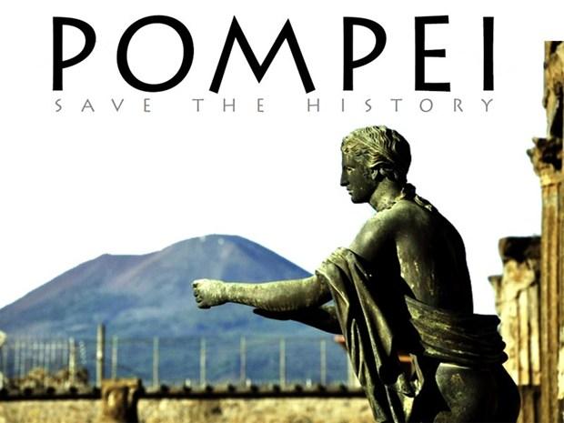 """Al via il concorso di idee """"Pompei. Salviamo la storia"""""""