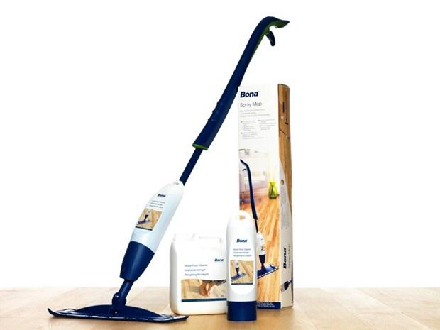 Bona Spray Mop per la protezione e la manutenzione del pavimento in legno