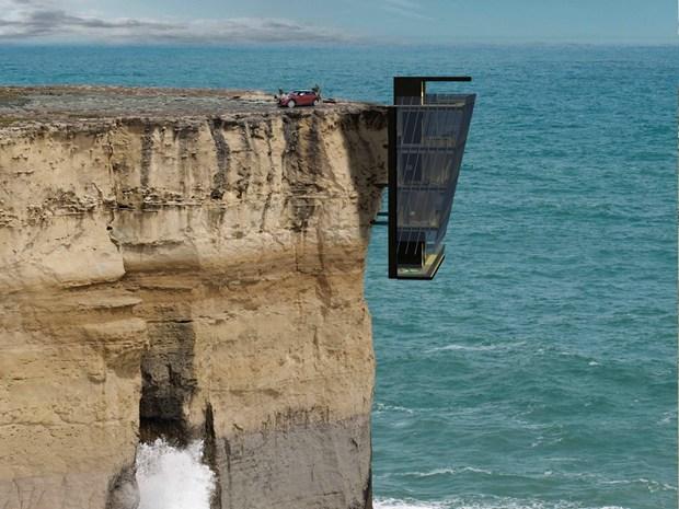 Australia: abitereste una casa a picco sull'oceano?