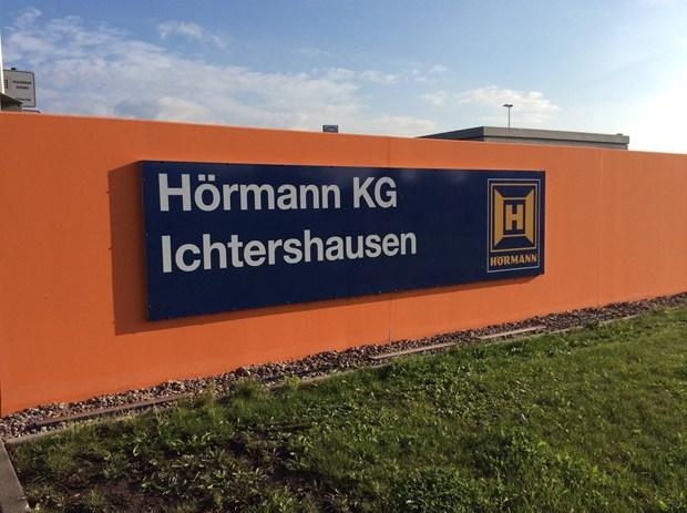 18 rivenditori italiani in visita  agli stabilimenti produttivi del Gruppo Hörmann